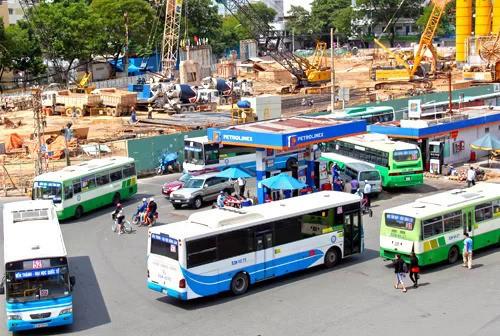 TP HCM giải ngân gần 500 tỷ đồng trợ giá xe buýt - Ảnh 1.