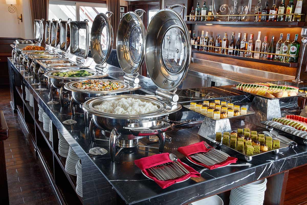 Paradise Elegance - Le Marin Restaurant 7