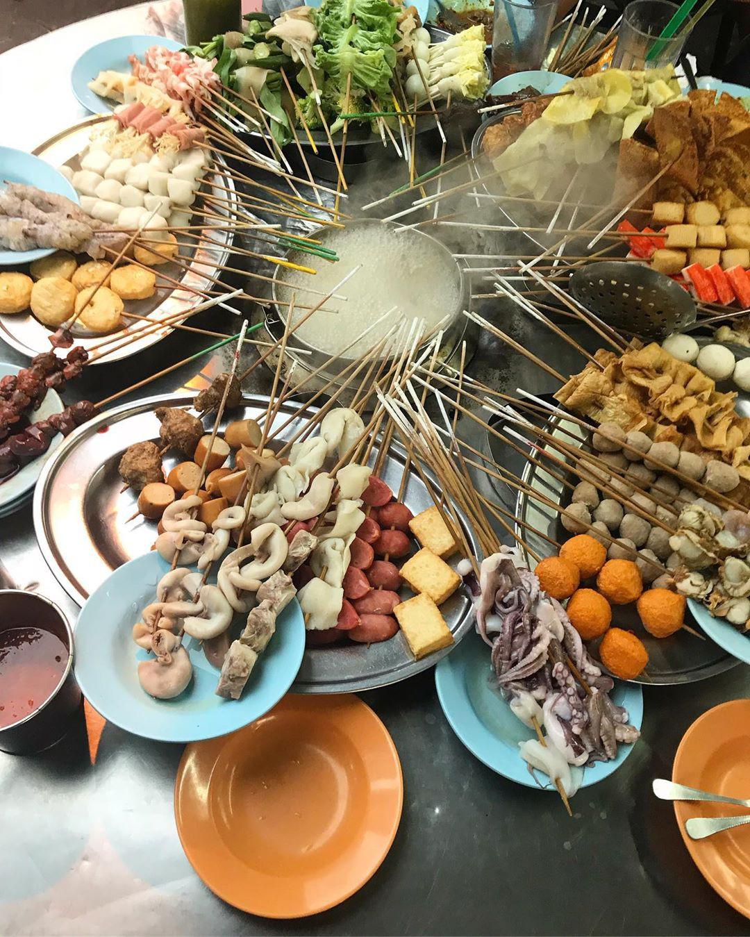 """Những món ăn vặt ngon nức tiếng tại """"quốc gia hồi giáo"""" Malaysia - Ảnh 11."""