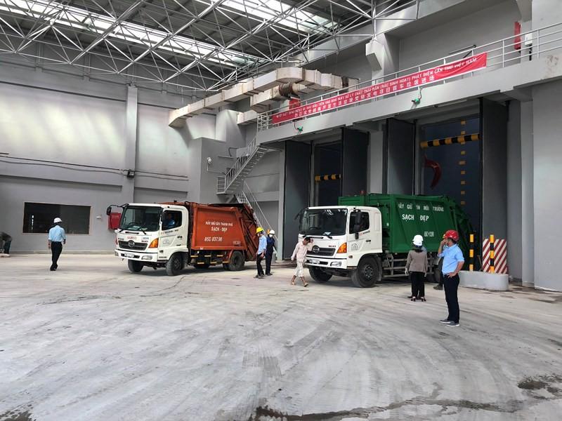 Cần Thơ chấp thuận Công ty EB đốt thử nghiệm rác chôn lấp - Ảnh 1.