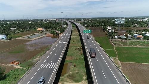 Bất động sản Long An hưởng lợi từ hệ thống giao thông - Ảnh 1.