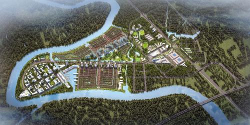 Bất động sản Long An hưởng lợi từ hệ thống giao thông - Ảnh 2.