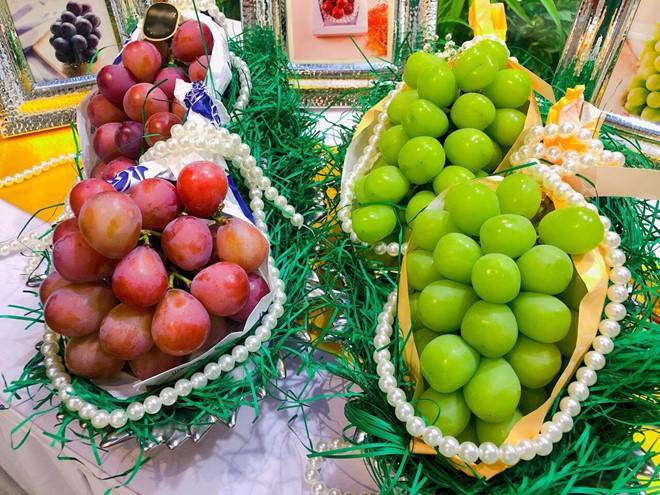 4 loại nho giá tiền triệu tại Việt Nam - Ảnh 2.
