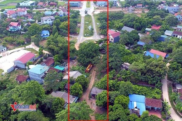 Diễn biến mới vụ đường 2km làm 13 năm chưa xong ở Vĩnh Phúc - Ảnh 1.