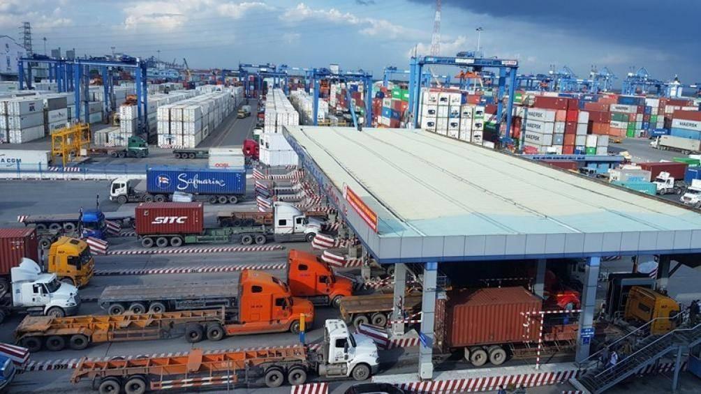 Vì sao Tân cảng Sài Gòn đề nghị bỏ hạn mức lượng tàu cập cảng Cát Lái? - Ảnh 1.