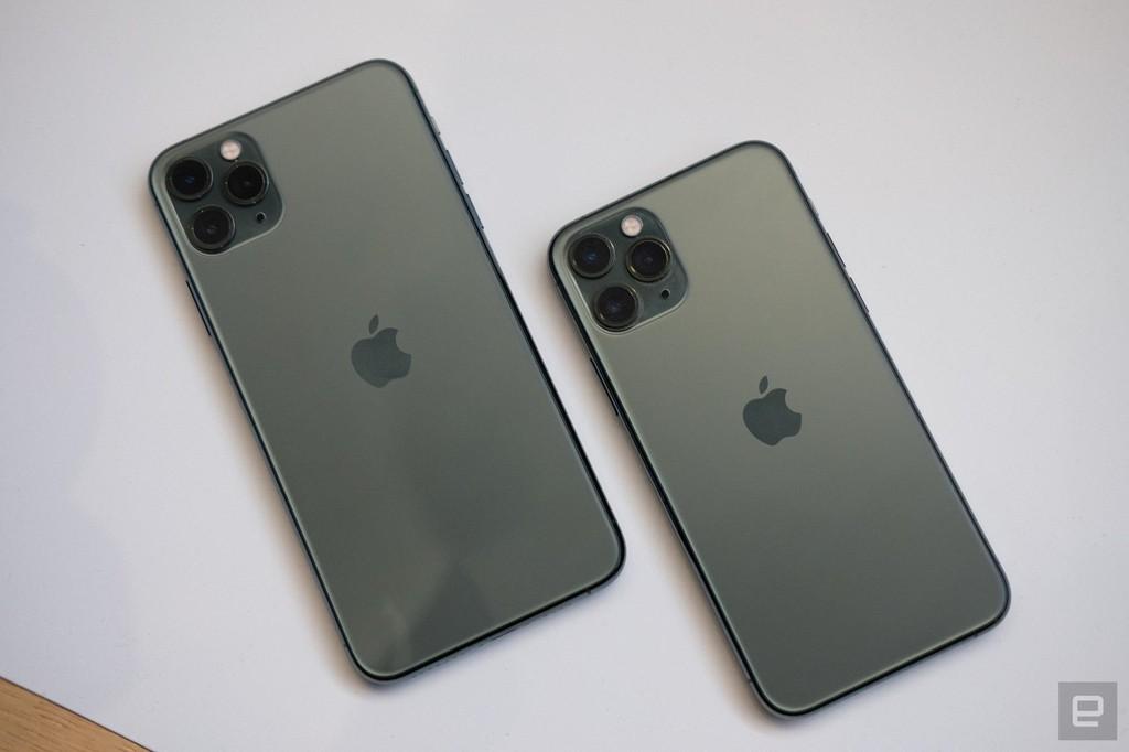 Ảnh chi tiết iPhone 11 Pro, Pro Max giá lên đến 1.449 USD - Ảnh 1.