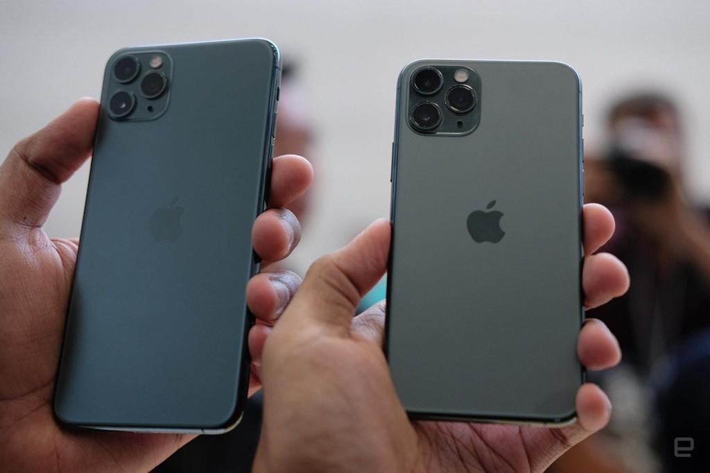 Ảnh chi tiết iPhone 11 Pro, Pro Max giá lên đến 1.449 USD - Ảnh 10.