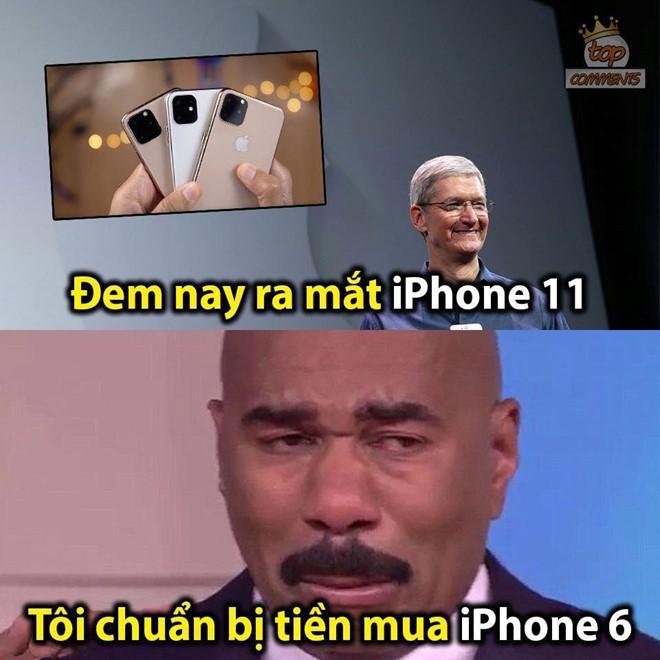 Ảnh chế hài hước, chê thậm tệ kiểu dáng iPhone mới - Ảnh 14.