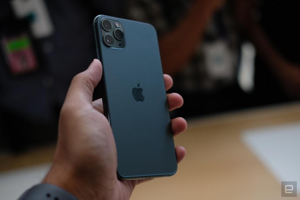 Ảnh chi tiết iPhone 11 Pro, Pro Max giá lên đến 1.449 USD - Ảnh 2.