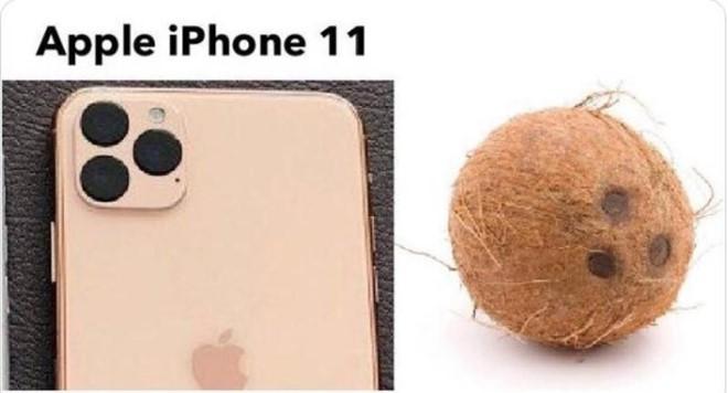 Ảnh chế hài hước, chê thậm tệ kiểu dáng iPhone mới - Ảnh 2.
