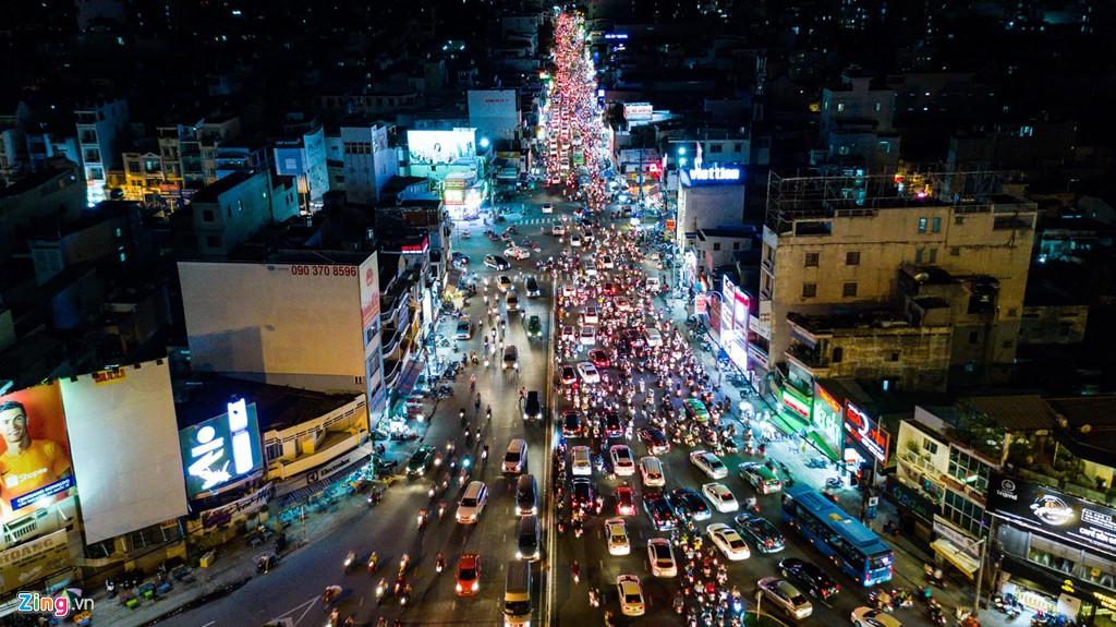 Con đường kẹt triền miên gần 20 năm ở phía đông Sài Gòn - Ảnh 3.