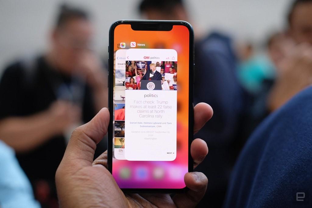 Ảnh chi tiết iPhone 11 Pro, Pro Max giá lên đến 1.449 USD - Ảnh 3.