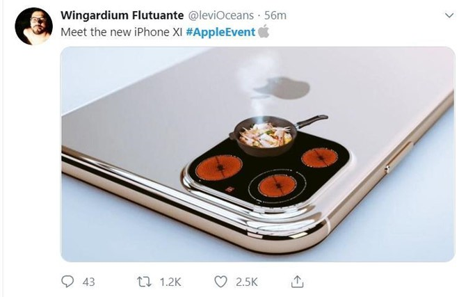 Ảnh chế hài hước, chê thậm tệ kiểu dáng iPhone mới - Ảnh 3.