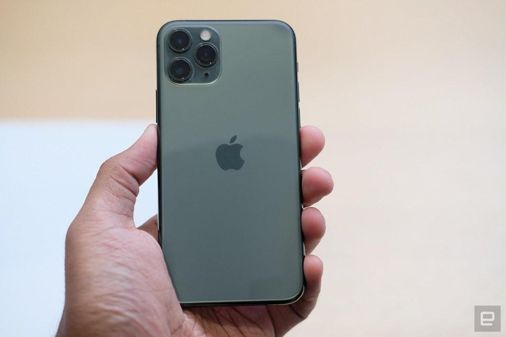 Ảnh chi tiết iPhone 11 Pro, Pro Max giá lên đến 1.449 USD - Ảnh 4.