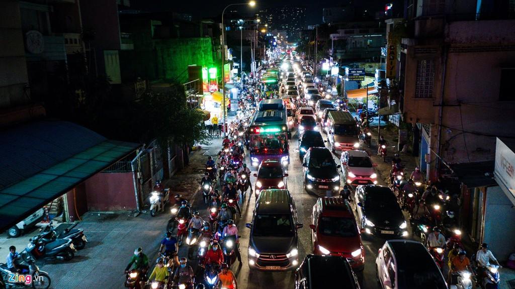 Con đường kẹt triền miên gần 20 năm ở phía đông Sài Gòn - Ảnh 7.