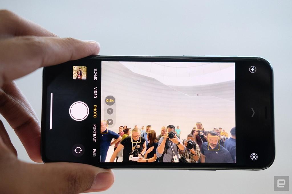 Ảnh chi tiết iPhone 11 Pro, Pro Max giá lên đến 1.449 USD - Ảnh 7.