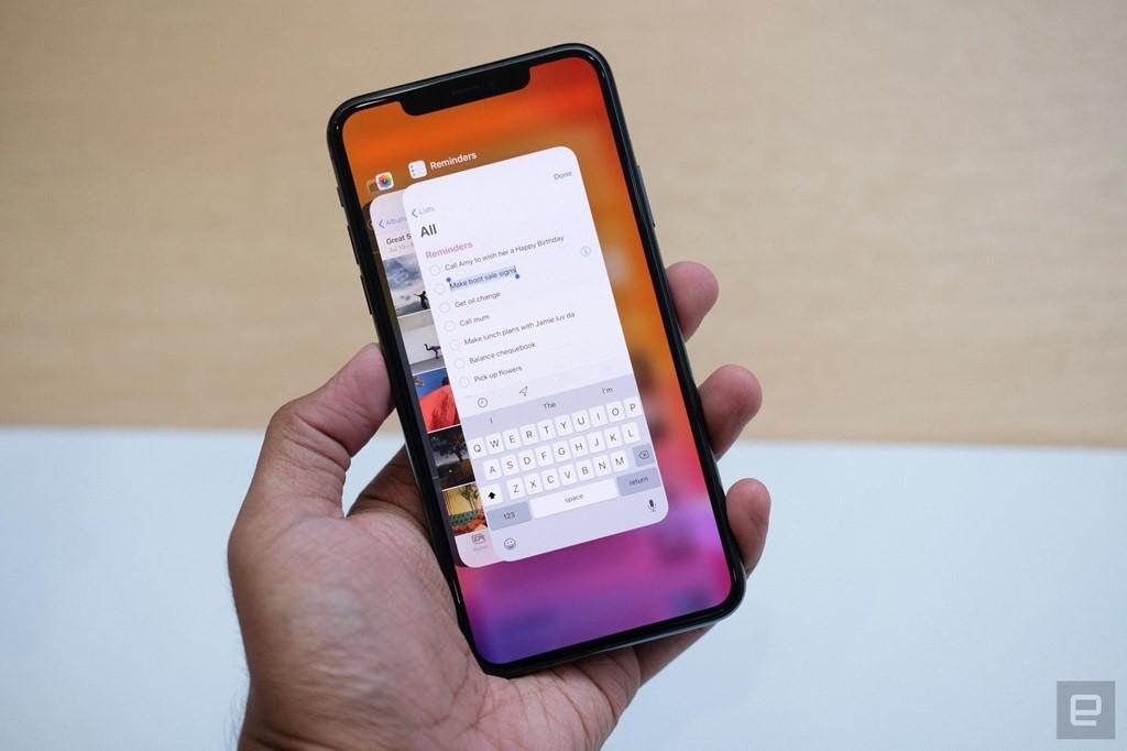 Ảnh chi tiết iPhone 11 Pro, Pro Max giá lên đến 1.449 USD - Ảnh 9.