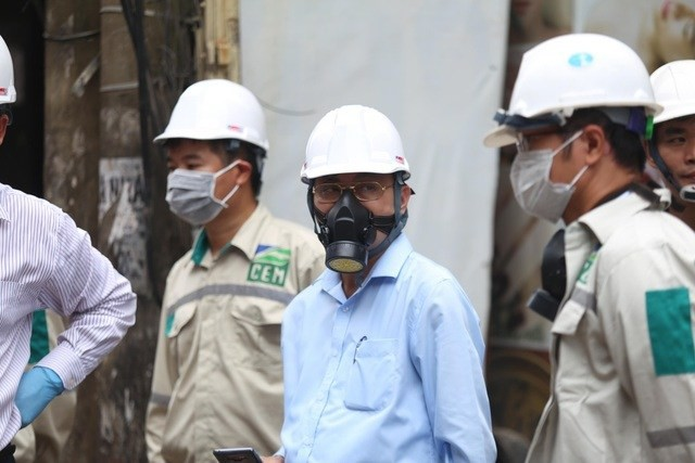 Cháy Công ty Rạng Đông: Bộ TN&MT lý giải việc sửa thông báo về thủy ngân - Ảnh 2.