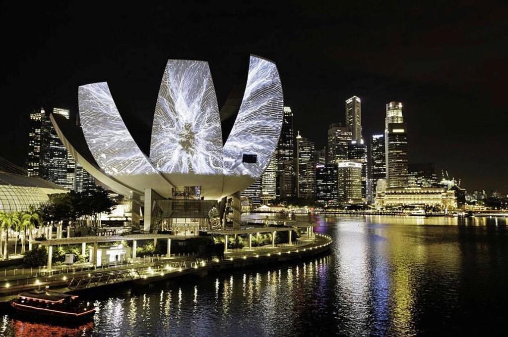 Độ sang chảnh của khu nghỉ dưỡng nổi tiếng nhất Singapore - Ảnh 5.