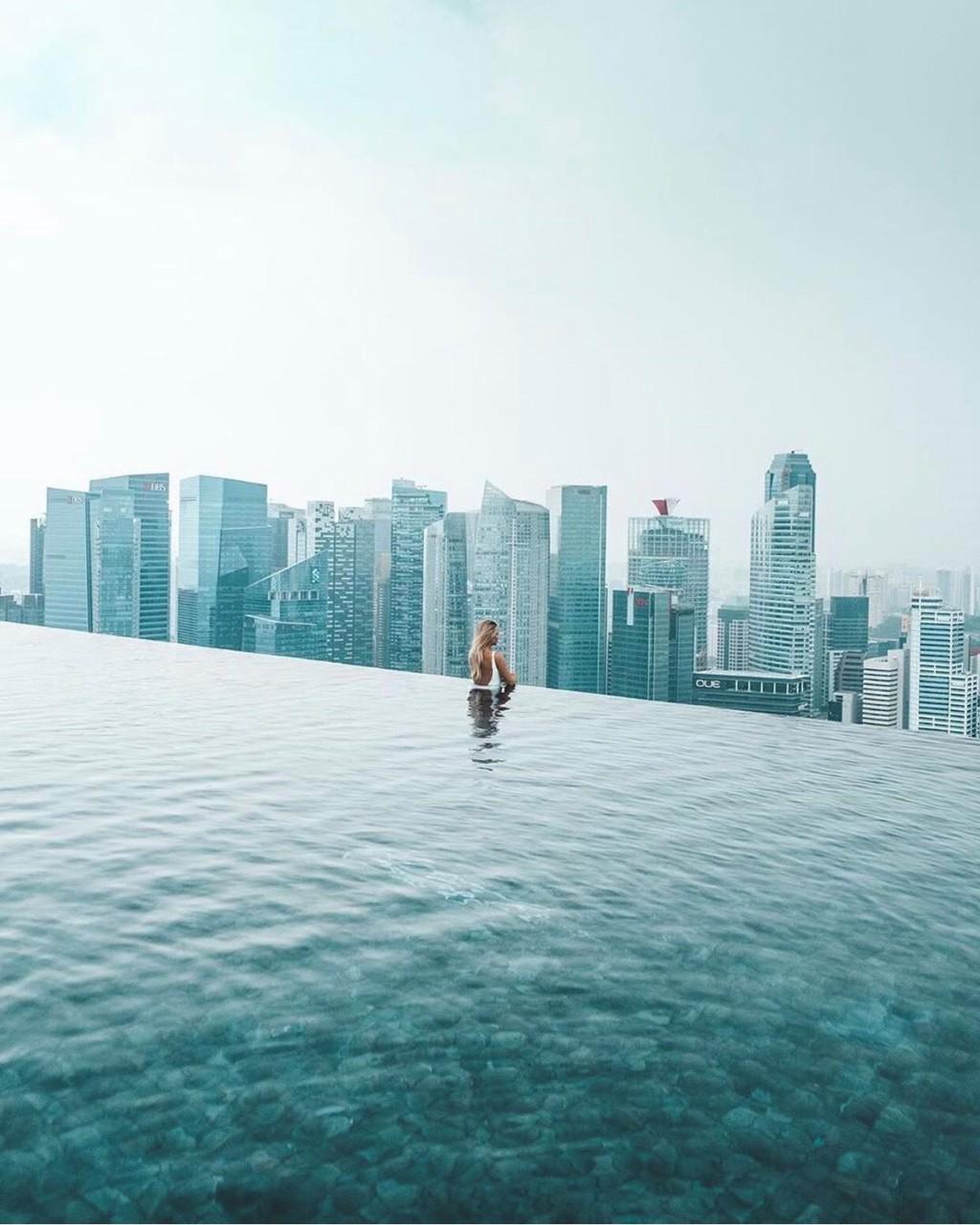 Do sang chanh cua khu nghi duong noi tieng nhat Singapore hinh anh 5