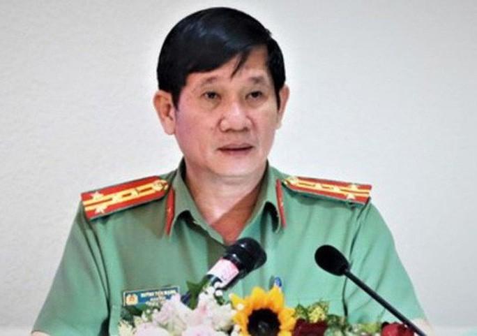 Đại tá Huỳnh Tiến Mạnh và những tai tiếng của CSGT Đồng Nai - Ảnh 1.