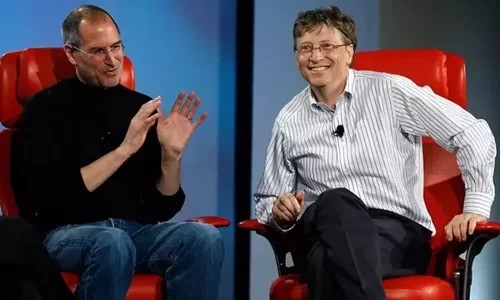 Điều Bill Gates ghen tị nhất với Steve Jobs - Ảnh 1.