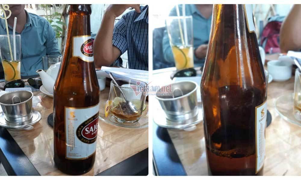 Bán chai bia chỉ có 1/4, Sabeco bị đòi nâng mức bồi thường lên 1 triệu USD - Ảnh 1.