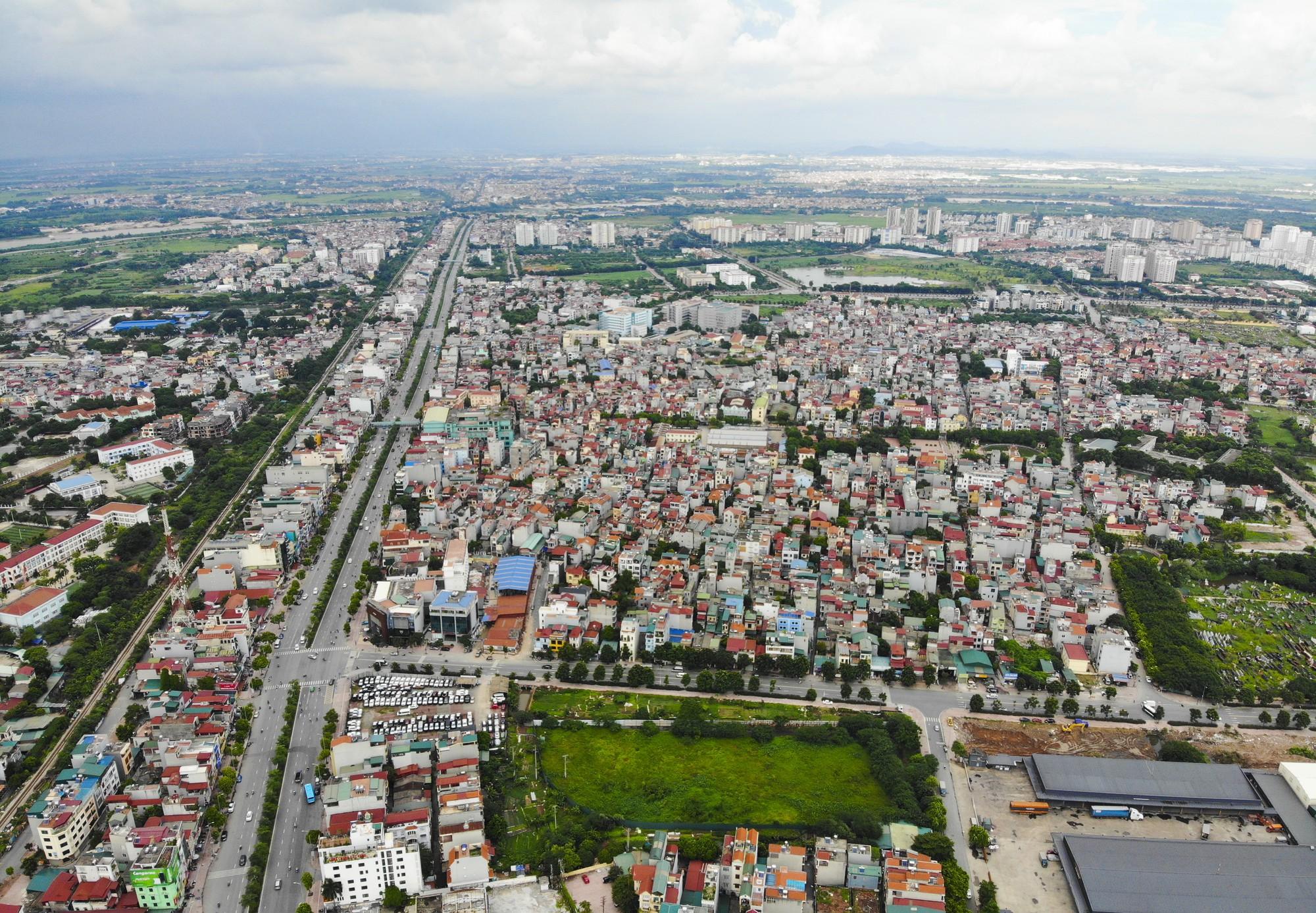 Những giao lộ khổng lồ thay đổi diện mạo cửa ngõ Thủ đô - Ảnh 12.