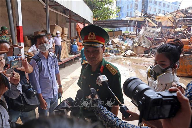 Chuyên gia môi trường - y tế cảnh báo về những thông tin thiếu căn cứ về vụ cháy công ty Rạng Đông - Ảnh 2.