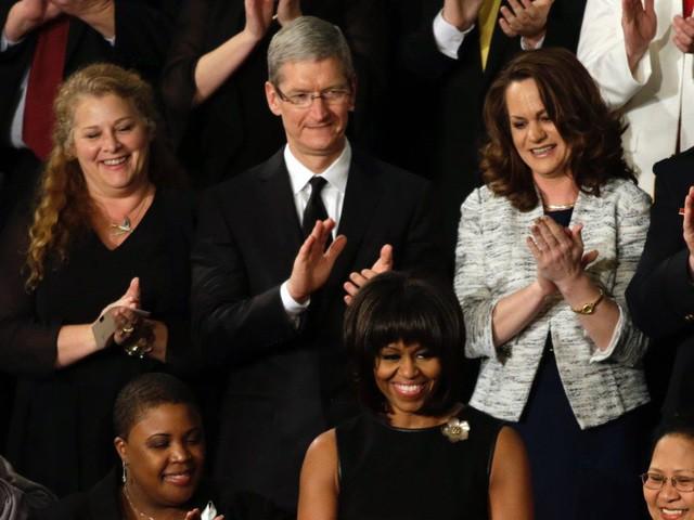 Giàu nứt đố đổ vách, CEO của Apple vẫn mua… đồ lót giảm giá - Ảnh 2.