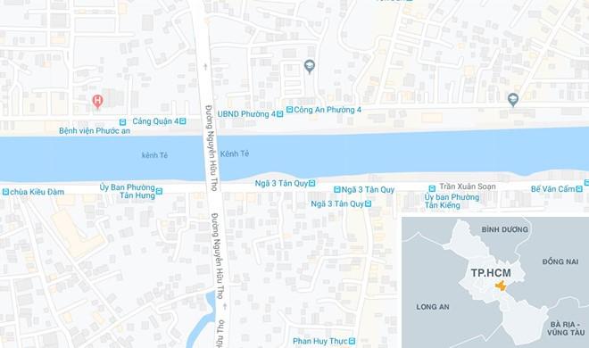 Cầu Kênh Tẻ mở rộng thêm 2 m, dân Nam Sài Gòn có thoát cảnh kẹt xe? - Ảnh 3.