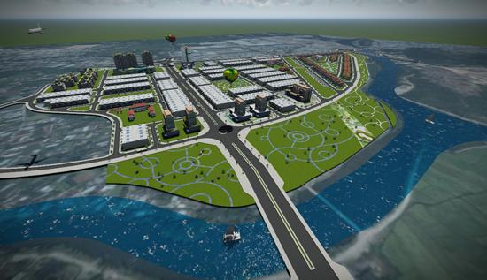Bình Định kêu gọi đầu tư dự án khu đô thị rộng 67,2 ha ở TP Qui Nhơn - Ảnh 1.