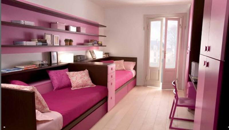 Căn phòng của trẻ được thiết kế bằng gam màu sặc sỡ - Ảnh 3.
