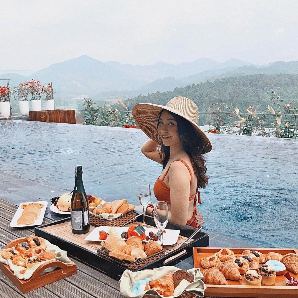 Doi gio voi khong gian resort cach Ha Noi chua toi 2 gio di chuyen hinh anh 4