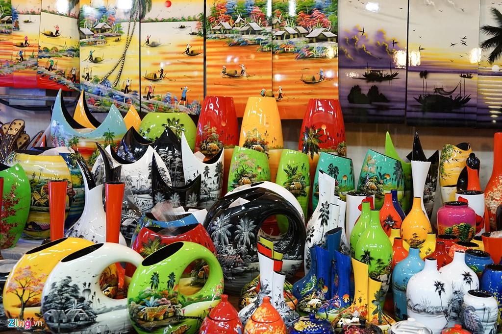 Vào chợ đêm Nha Trang cứ ngỡ như đang mua sắm ở nước ngoài - Ảnh 6.
