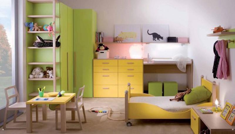 Căn phòng của trẻ được thiết kế bằng gam màu sặc sỡ - Ảnh 8.