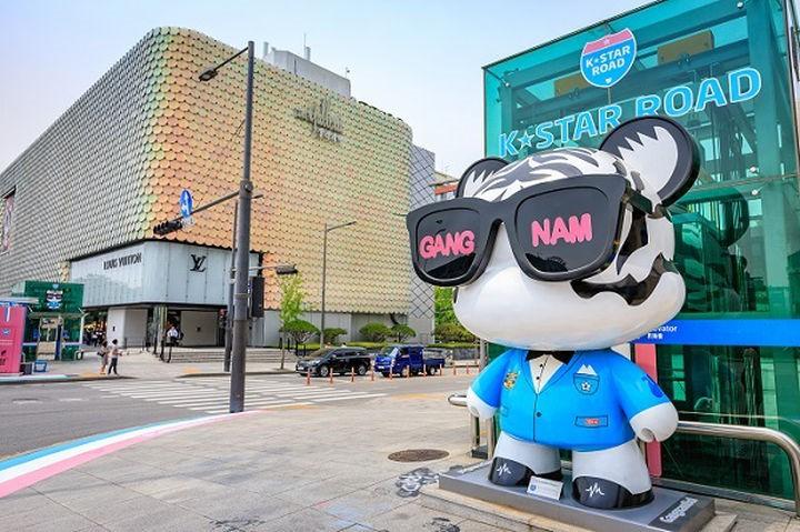 Bên trong khu Gangnam giàu nhất thủ đô của Hàn Quốc - Ảnh 7.