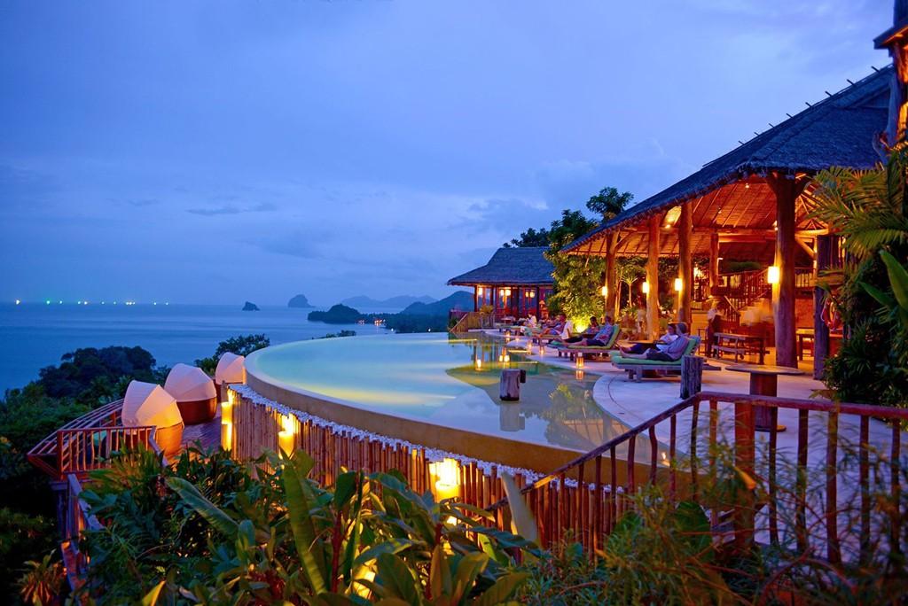 Có gì bên trong 5 khách sạn đắt đỏ ở Thái Lan - Ảnh 5.