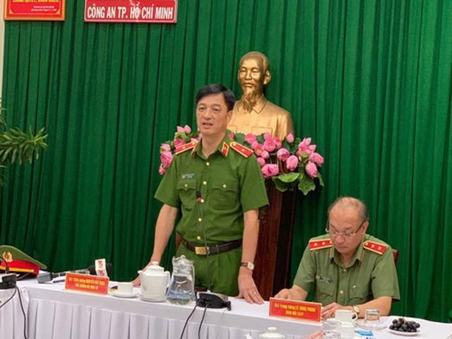 Bộ Công an chỉ đạo khẩn trương xử lí sai phạm tại địa ốc Alibaba - Ảnh 1.