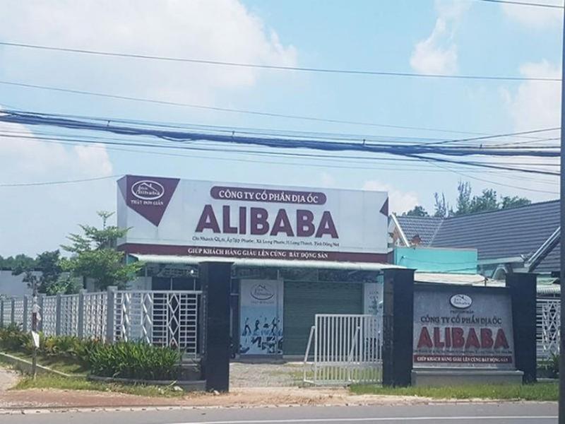 Đồng Nai: Kêu gọi người mua đất của Alibaba đến trình báo - Ảnh 1.