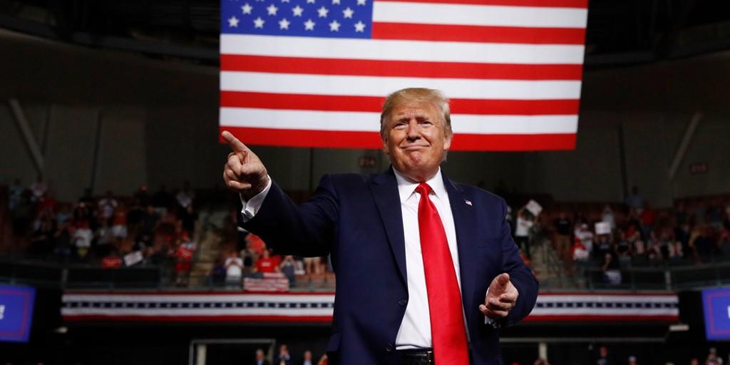 Tổng thống Donald Trump điều hành chính phủ Mỹ như một công ty - Ảnh 2.