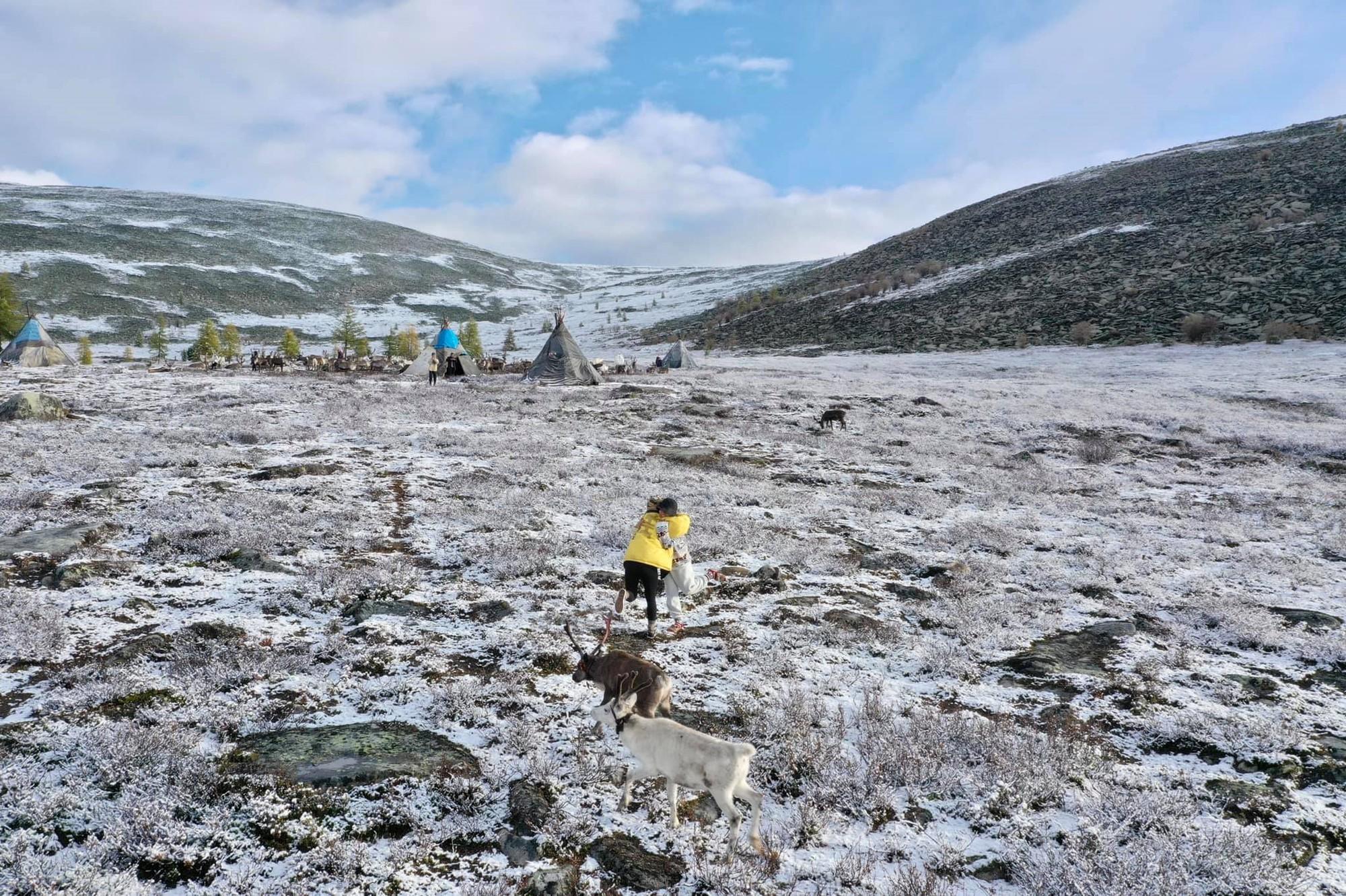 Mông Cổ đẹp say lòng trong chuyến đi tuổi trẻ của 9X - Ảnh 13.