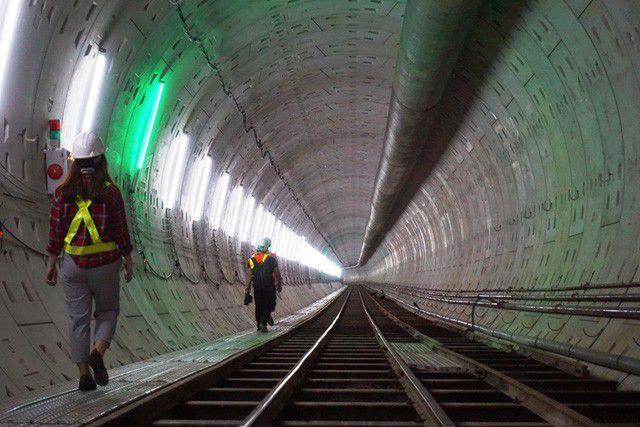 TP HCM xin Trung ương cấp phát hơn 3.700 tỷ đồng cho metro Bến Thành - Suối Tiên - Ảnh 1.