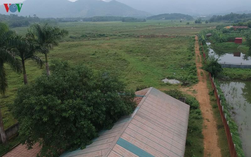 Vụ giao đất trái luật cho người nhà ở Quốc Oai: Kiểm điểm Giám đốc Sở KH-ĐT Hà Nội - Ảnh 1.