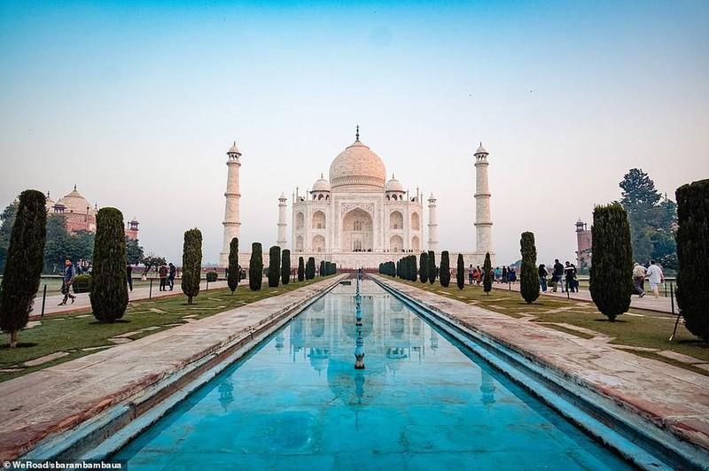Khám phá những điểm đến kì thú của Ấn Độ - Ảnh 2.