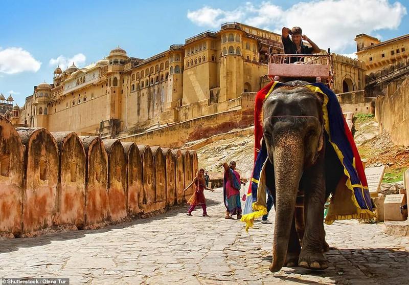 Khám phá những điểm đến kì thú của Ấn Độ - Ảnh 23.