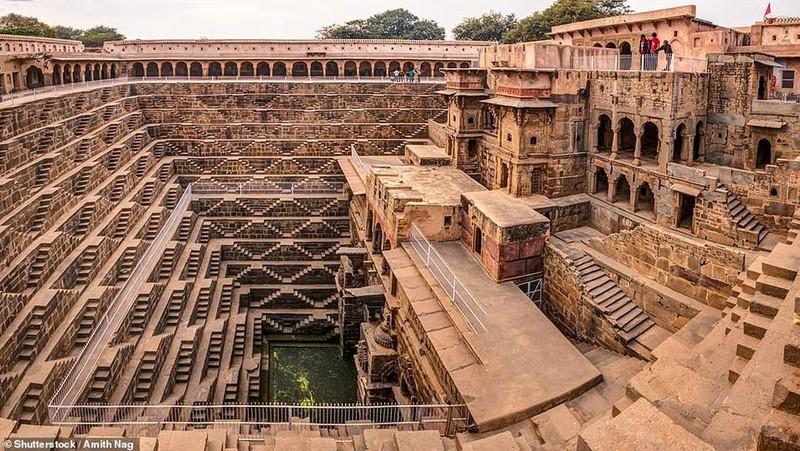 Khám phá những điểm đến kì thú của Ấn Độ - Ảnh 5.