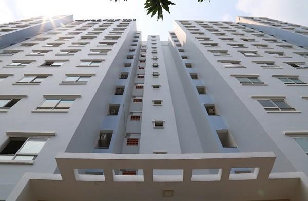 Bình Thuận: Nhà ở xã hội cao tầng đầu tiên của tỉnh được đưa vào sử dụng - Ảnh 1.