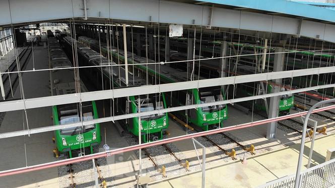 Cận cảnh đường sắt xây dựng hơn một thập kỉ, đội vốn hơn 18 nghìn tỉ - Ảnh 13.