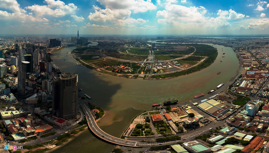 Thủ Thiêm từ vùng đầm lầy đến thị trường địa ốc sôi động nhất TP HCM - Ảnh 4.